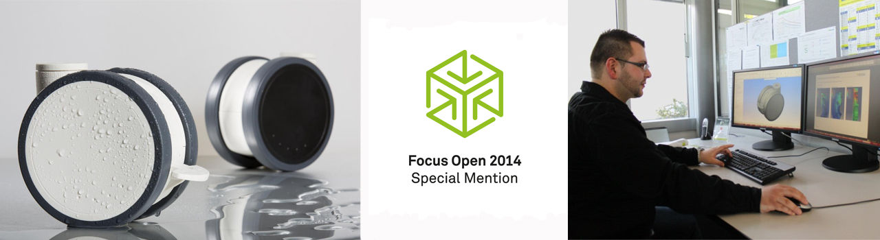 Focus Special Mention - 大奖